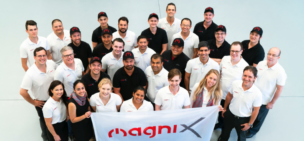 Today, magniX is propelling innovation in aviation. In May 2020, a decade after our creation, magniX technology powered a world first: the inaugural flight of an all-electric passenger plane. Clean, efficient and low-cost air travel has never been closer.